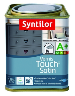 Vernis Touch Satin Syntilor